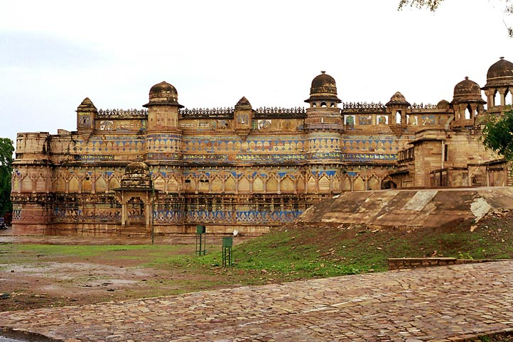 An orientation of a dignified city of India- Gwalior