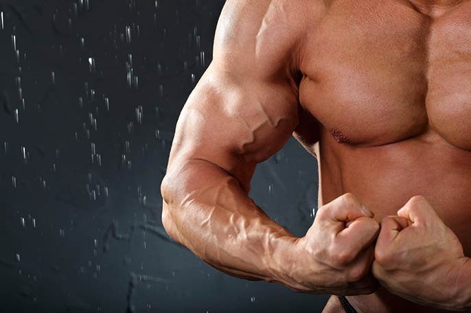 Using the best body gainer supplements for increasing muscles
