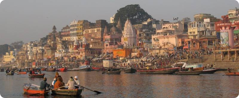 Most Revered Religious Cities in India