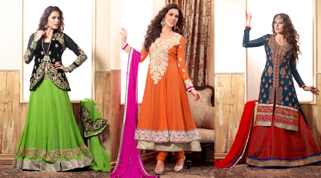 An Amazing collection of Designer Suits -