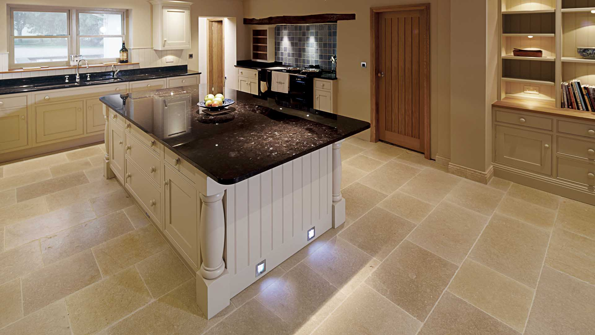 Clean and Maintain Kitchen Granite or Marble Worktops