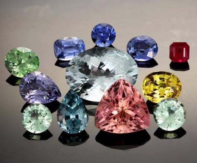 The varieties that you get when buying a precious stone