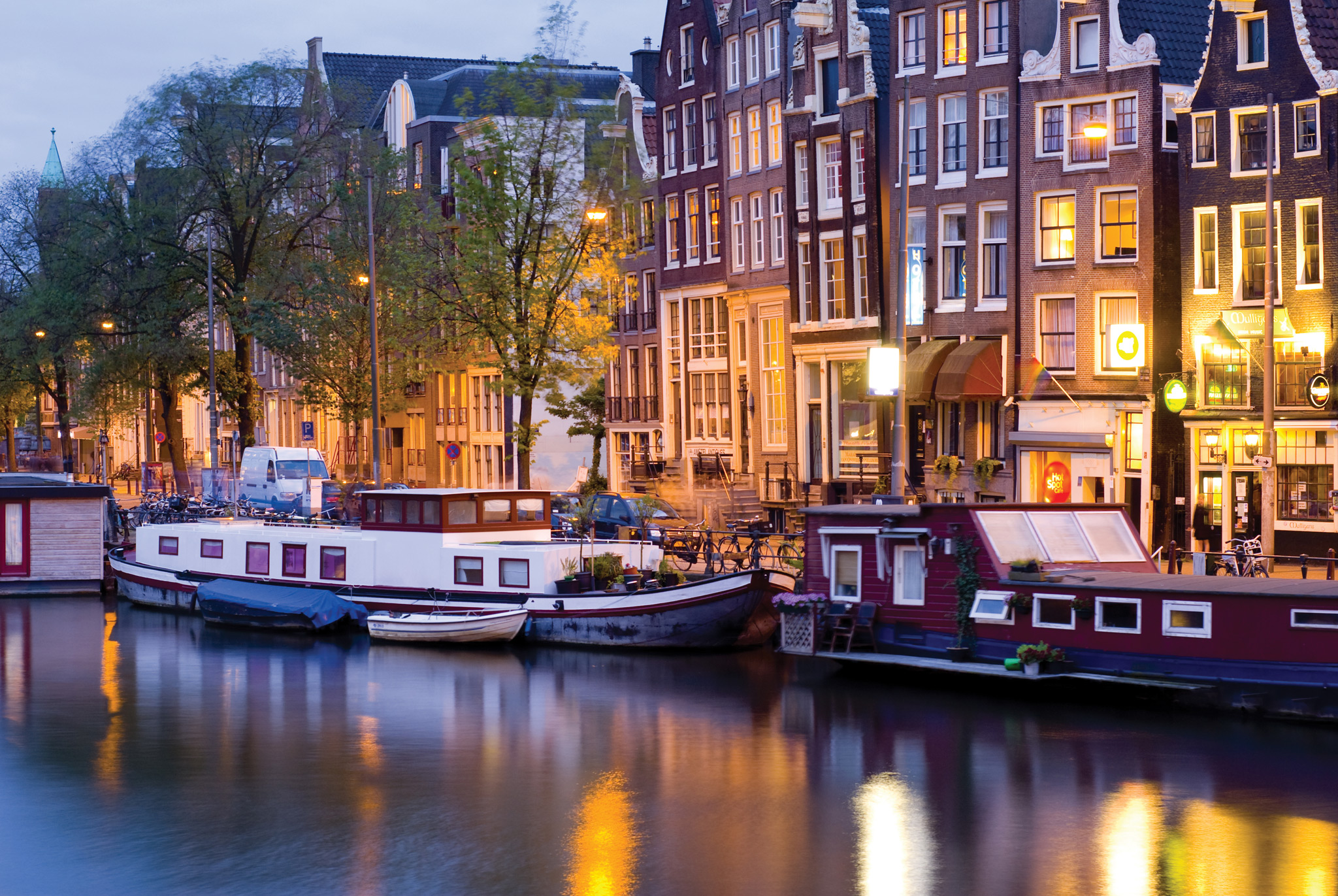 Everything you need to know about Amsterdam before your first visit