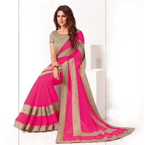 Get Admyrin sarees, suits, lehenga and other ethnic wear to enshrine your distinct identity