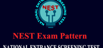 NEST Exam for admission in NISER Bhubaneswar