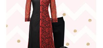 Get a Modern Ethnic Look, Wear Bitterlime Kurtas and More