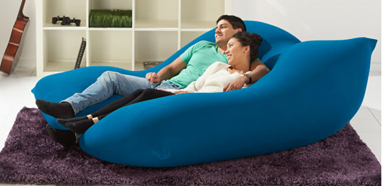 add a little funkiness to your interior with bean bags With bean bed online