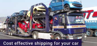 Cost Effective Shipping for Your Car