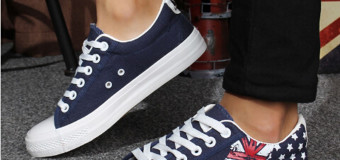 Cool, Stylish and Evergreen- Canvas Shoes for Men