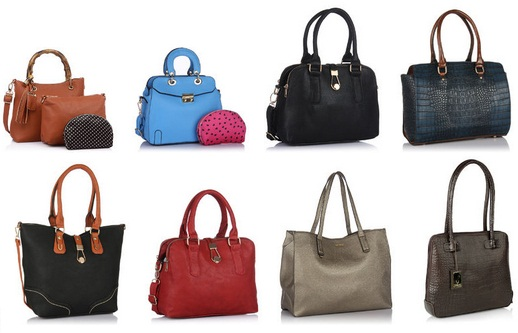 Bags for Girls in Assorted Styles and Colors -