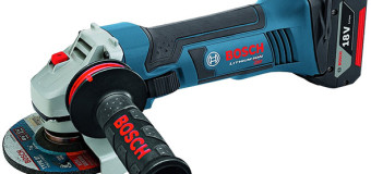 Bosch Position Angle Grinder, Making Life Simple