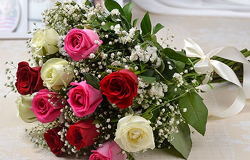 Affordable anniversary floral gifts