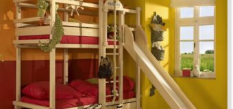 Invest Your Time and Money And Buy You Kid Their Favourite Bunk Bed