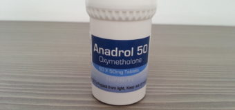 Anadrol 50: A Brief Overview