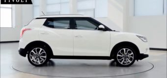 Top 5 Reasons to buy the SsangYong Tivoli